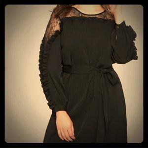 Eloquii Dresses - Eloquii Tie Waist Dress Sz 22W